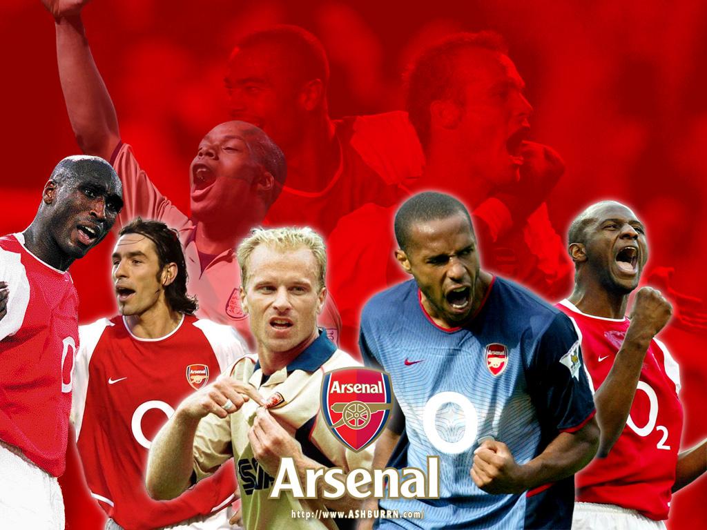 Arsenal vs Middlesbrough '03-'04